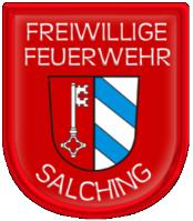 Wappen der Freiweilligen Feuerwehr Salching