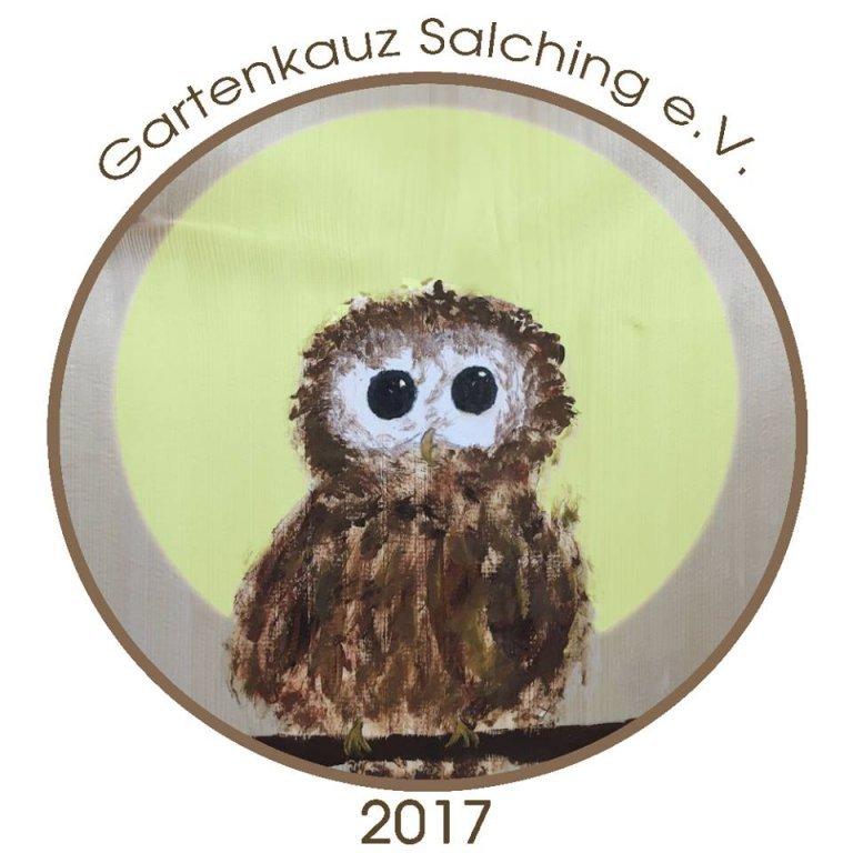 Logo vom Verein Gartenkauz Salching