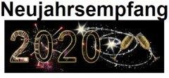 Einladung zum Neujahresempfang 2020